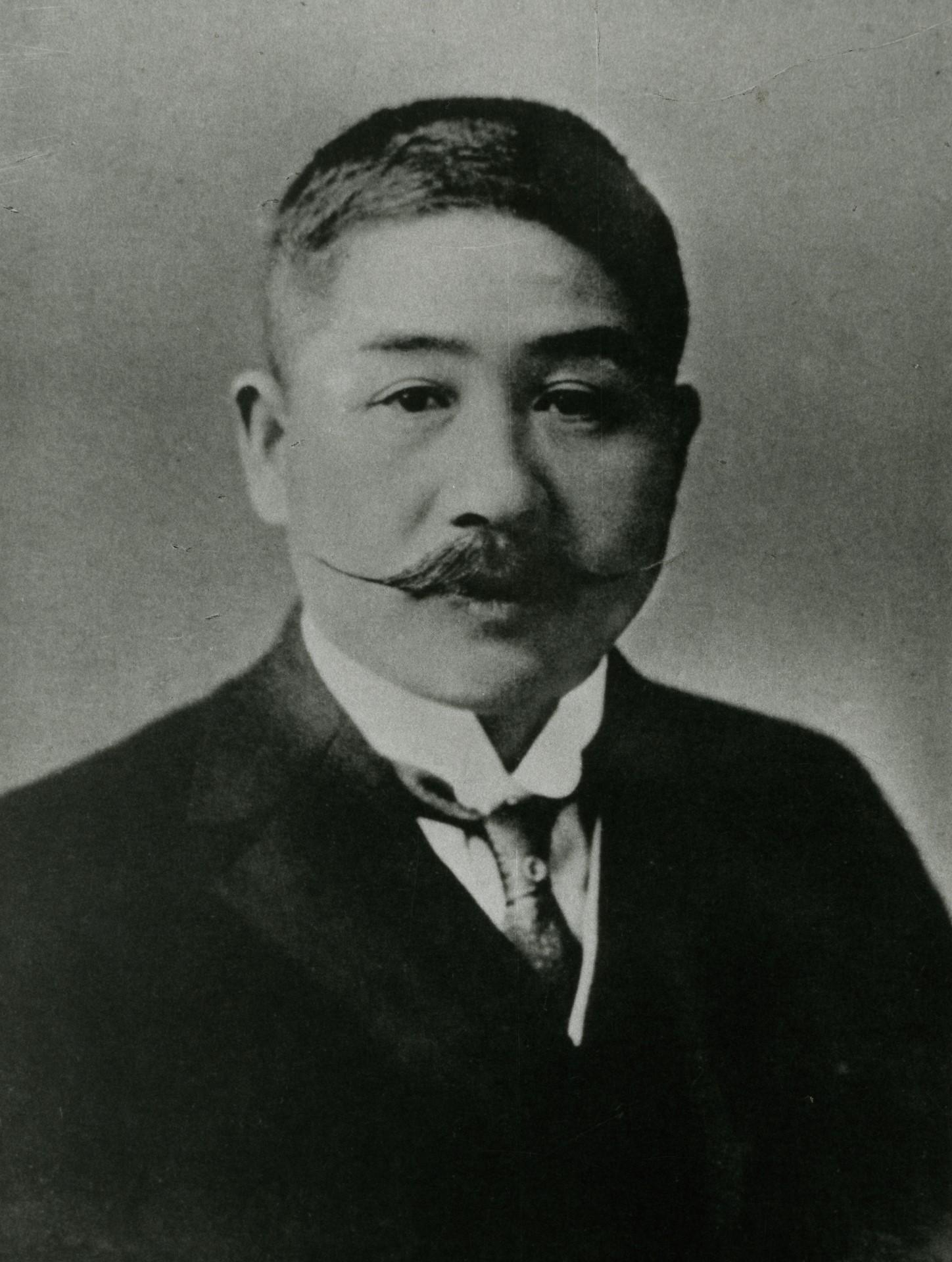 院友初の学長であった河野省三