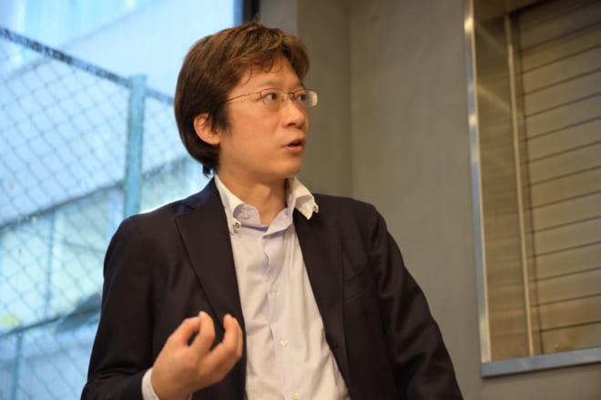 國學院大學経済学部准教授の山本健太氏。博士(理学)