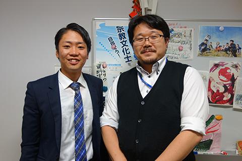 28神文卒業生訪問09