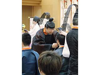 石井研士神道文化学部学部長